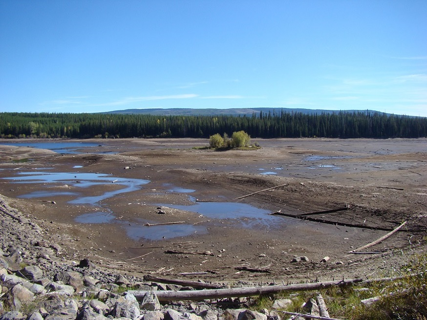 Haddu Lake drained.jpg